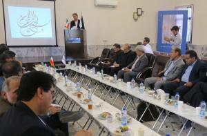 بازدید ریاست کمیسیون کشاورزی، آب و منابع طبیعی مجلس شورای اسلامی از کارخانه داروسازی نصر